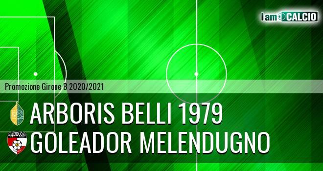 Arboris Belli 1979 - Goleador Melendugno