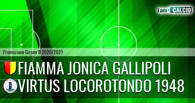 Fiamma Jonica Gallipoli - Virtus Locorotondo 1948