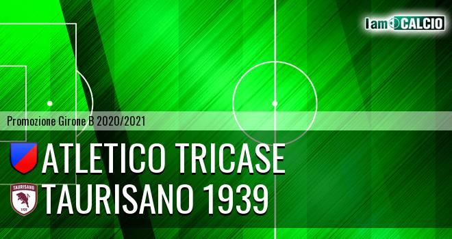 Atletico Tricase - Taurisano 1939