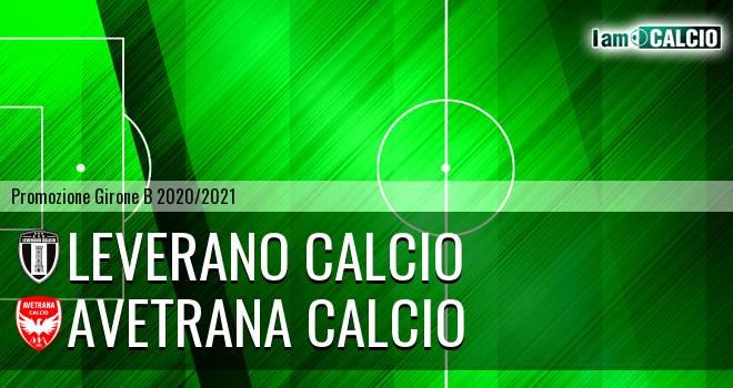Leverano Calcio - Avetrana Calcio