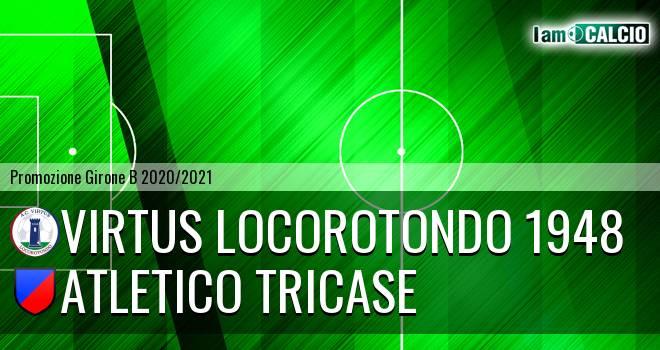 Virtus Locorotondo 1948 - Atletico Tricase