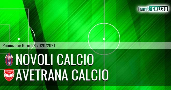 Novoli Calcio - Avetrana Calcio