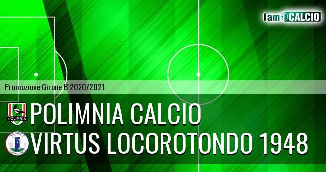 Polimnia Calcio - Virtus Locorotondo 1948