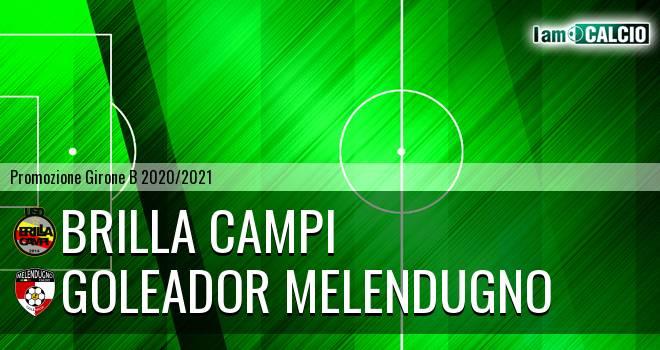 Brilla Campi - Goleador Melendugno