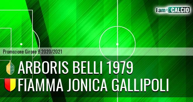 Arboris Belli 1979 - Fiamma Jonica Gallipoli