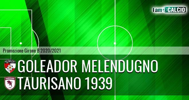 Goleador Melendugno - Taurisano 1939