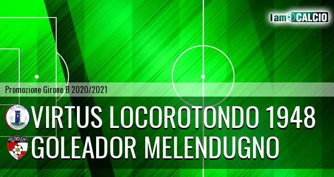 Virtus Locorotondo 1948 - Goleador Melendugno