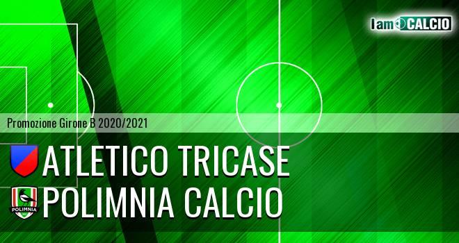 Atletico Tricase - Polimnia Calcio