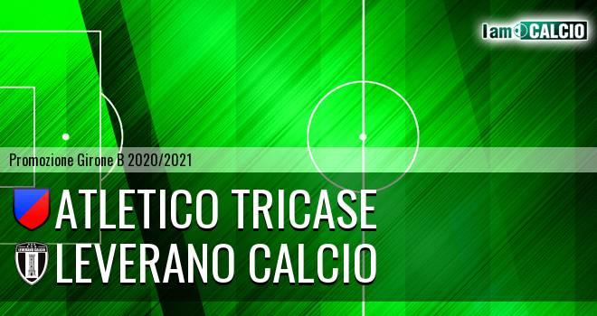 Atletico Tricase - Leverano Calcio