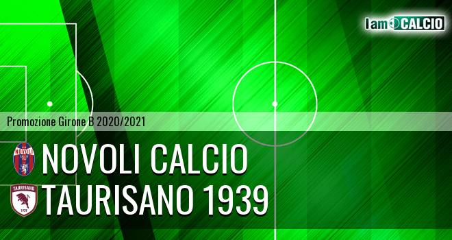 Novoli Calcio - Taurisano 1939