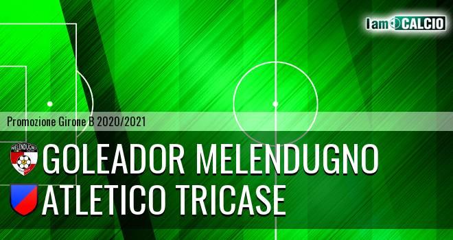 Goleador Melendugno - Atletico Tricase
