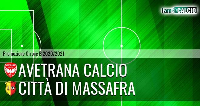 Avetrana Calcio - Città di Massafra