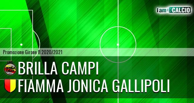 Brilla Campi - Fiamma Jonica Gallipoli