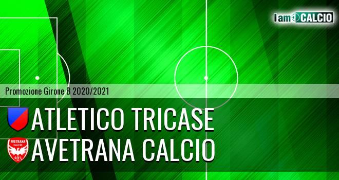 Atletico Tricase - Avetrana Calcio