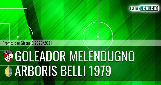 Goleador Melendugno - Arboris Belli 1979