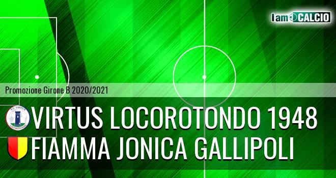 Virtus Locorotondo 1948 - Fiamma Jonica Gallipoli