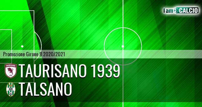 Taurisano 1939 - Talsano