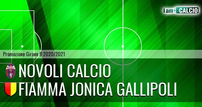 Novoli Calcio - Fiamma Jonica Gallipoli