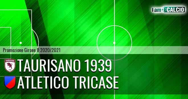 Taurisano 1939 - Atletico Tricase