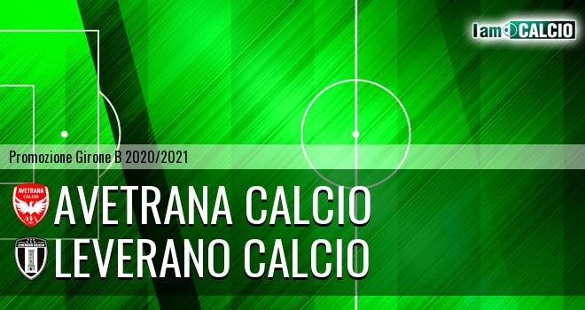 Avetrana Calcio - Leverano Calcio