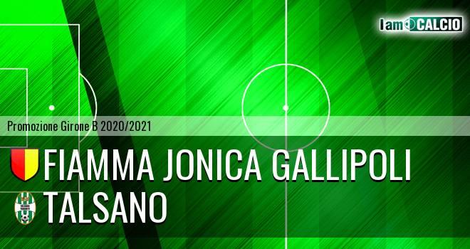 Fiamma Jonica Gallipoli - Talsano
