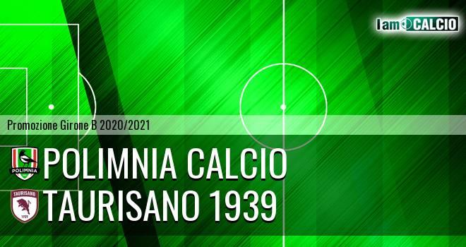 Polimnia Calcio - Taurisano 1939