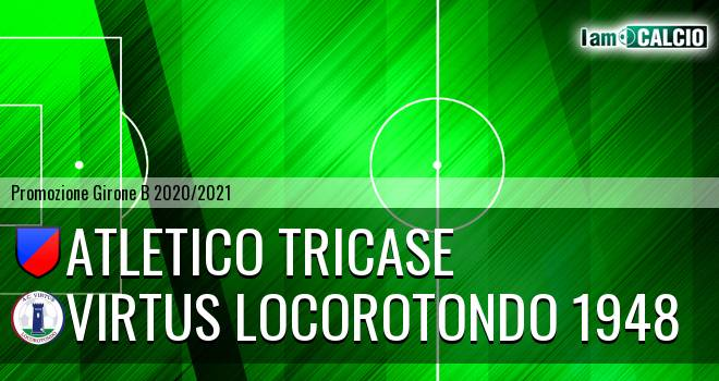 Atletico Tricase - Virtus Locorotondo 1948