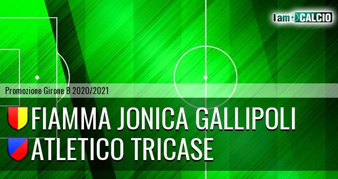 Fiamma Jonica Gallipoli - Atletico Tricase