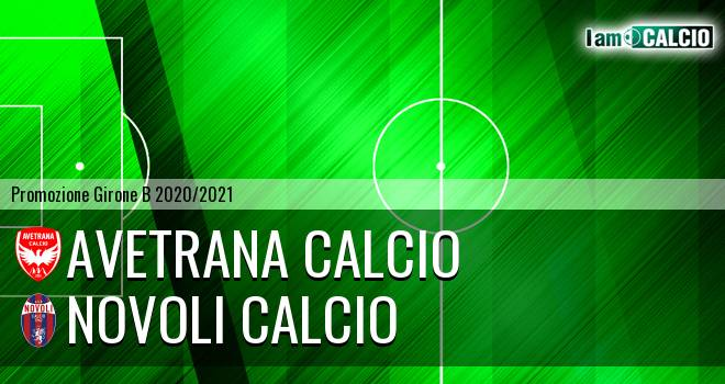 Avetrana Calcio - Novoli Calcio