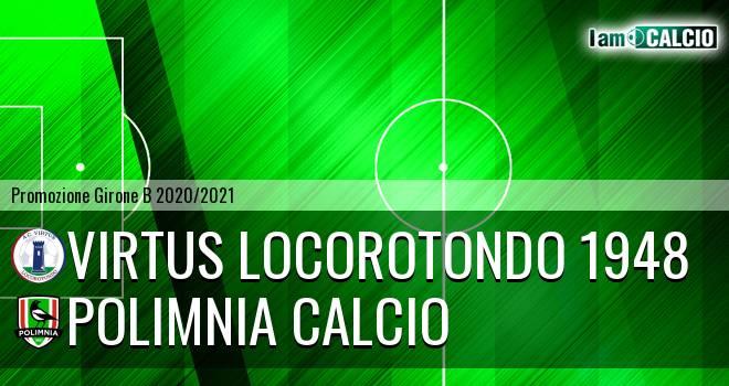 Virtus Locorotondo 1948 - Polimnia Calcio