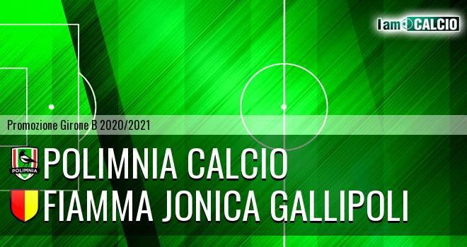 Polimnia Calcio - Fiamma Jonica Gallipoli