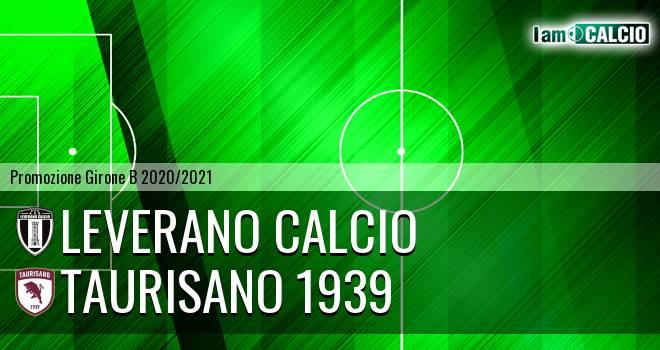 Leverano Calcio - Taurisano 1939