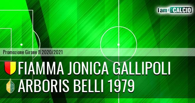 Fiamma Jonica Gallipoli - Arboris Belli 1979