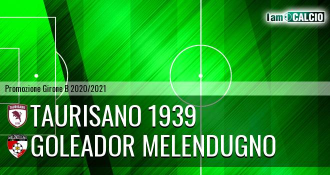 Taurisano 1939 - Goleador Melendugno