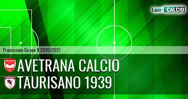 Avetrana Calcio - Taurisano 1939