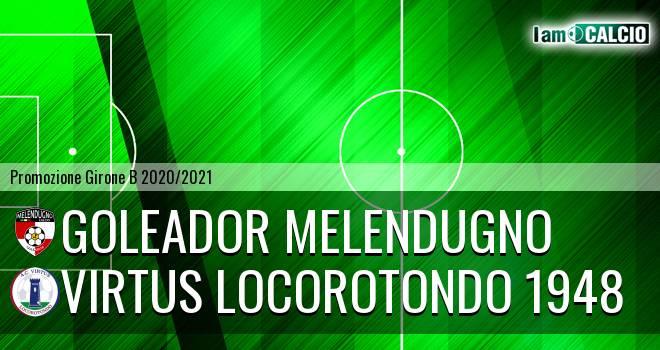 Goleador Melendugno - Virtus Locorotondo 1948
