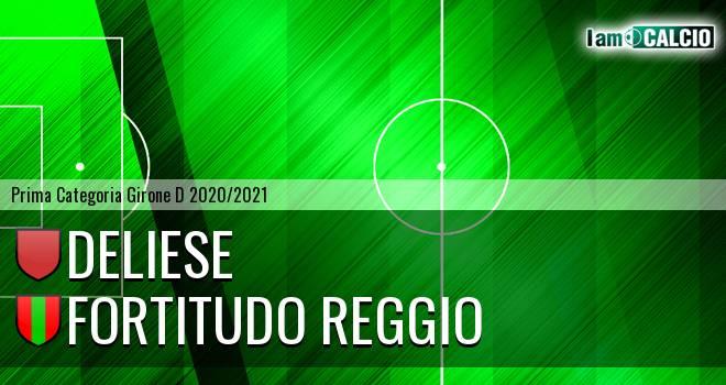 Deliese - Fortitudo Reggio