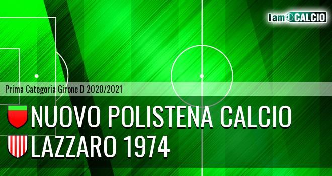 Nuovo Polistena Calcio - Lazzaro 1974