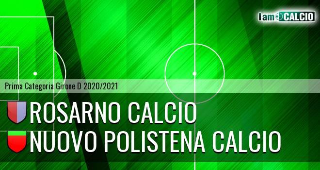Rosarno Calcio - Nuovo Polistena Calcio