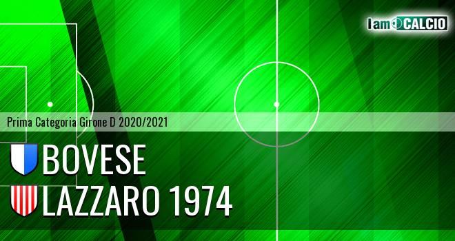 Bovese - Lazzaro 1974