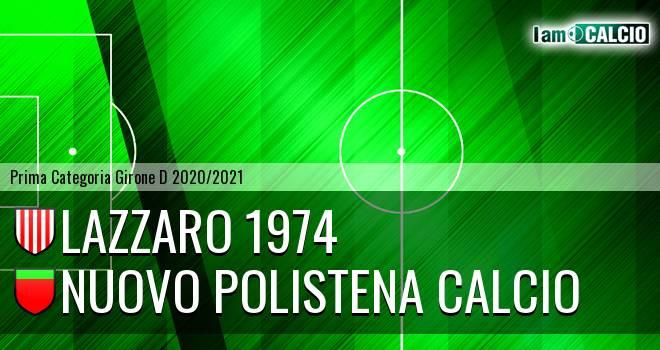 Lazzaro 1974 - Nuovo Polistena Calcio