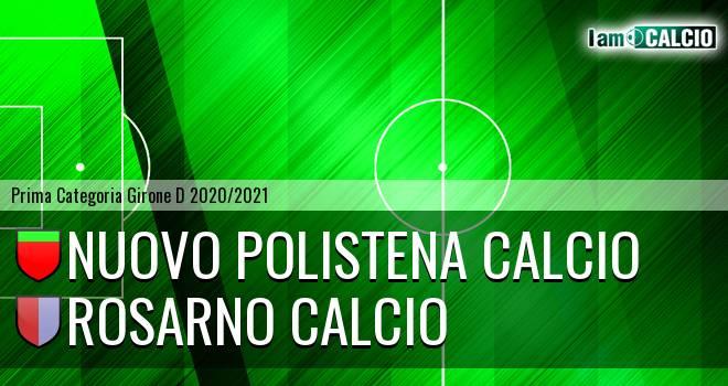 Nuovo Polistena Calcio - Rosarno Calcio