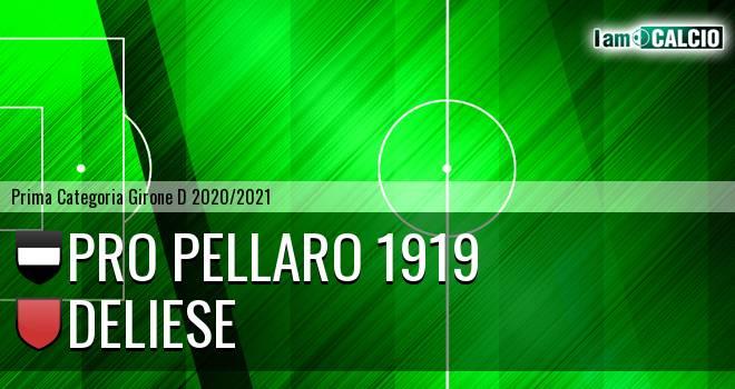 Pro Pellaro 1919 - Deliese