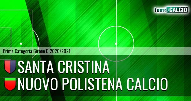 Santa Cristina - Nuovo Polistena Calcio