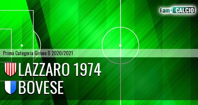 Lazzaro 1974 - Bovese
