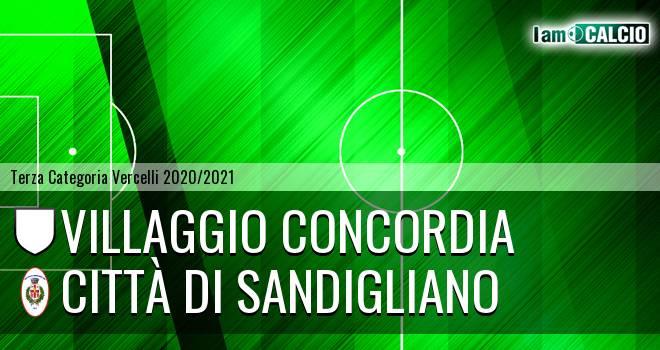 Villaggio Concordia - Città di Sandigliano