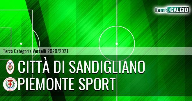 Città di Sandigliano - Piemonte Sport