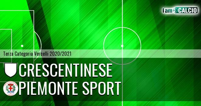 Crescentinese - Piemonte Sport