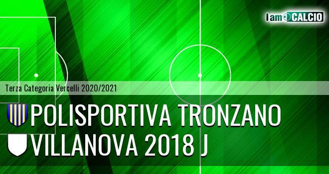 Polisportiva Tronzano - Villanova 2018 J