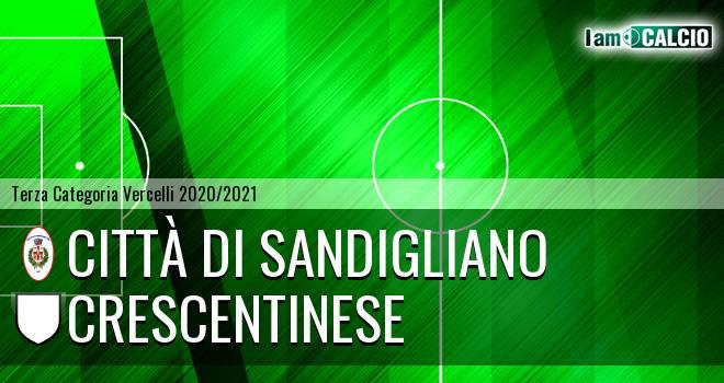 Città di Sandigliano - Crescentinese